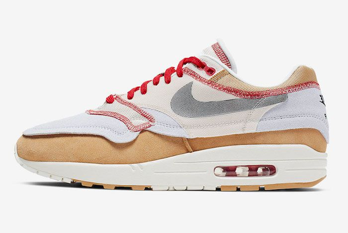 c244248730 Closer Look: Nike Air Max 1 'Inside Out'   Suit Up !   Nike air max ...