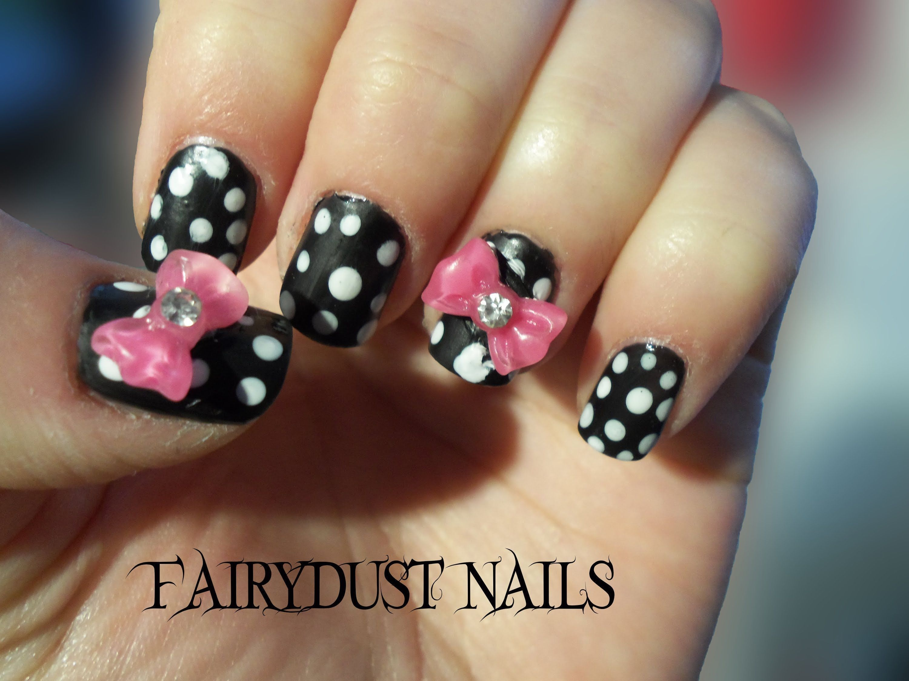 Photo of Cute Nail Art Designs for Summer 2011 #koreannailart Cute Nail Art Designs …