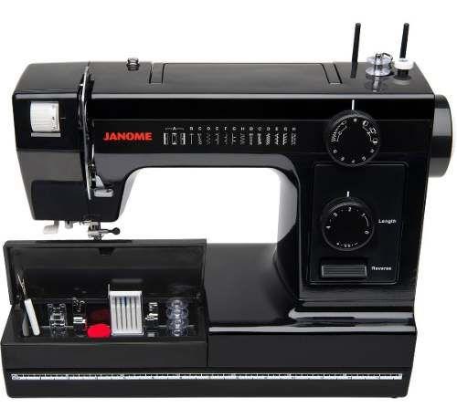 Maquina De Coser Janome Hd1000 Semi Industrial Negra Nueva