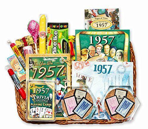 Birthday Gift Baskets For Senior Citizens