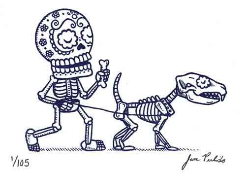 pin dead dog cartoon - photo #29