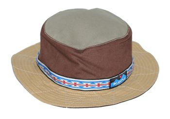 7302a443c KAVU NW Strap Bucket Hat-Ugly-100% cotton canvas, wicking elastic ...