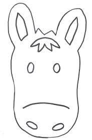 afbeeldingsresultaat voor ezel kleurplaat sinterklaas