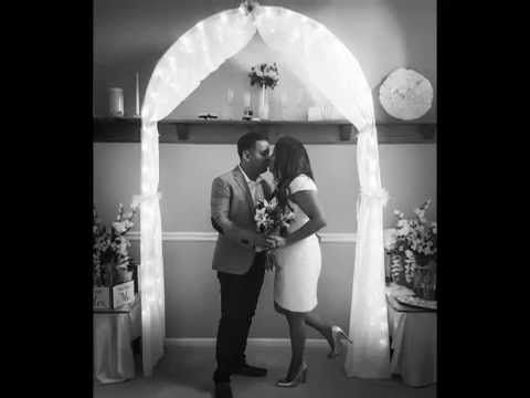 Matrimonio Civil de Raul & Adriana 9-19-15 por Wedding Officiant Indiana...