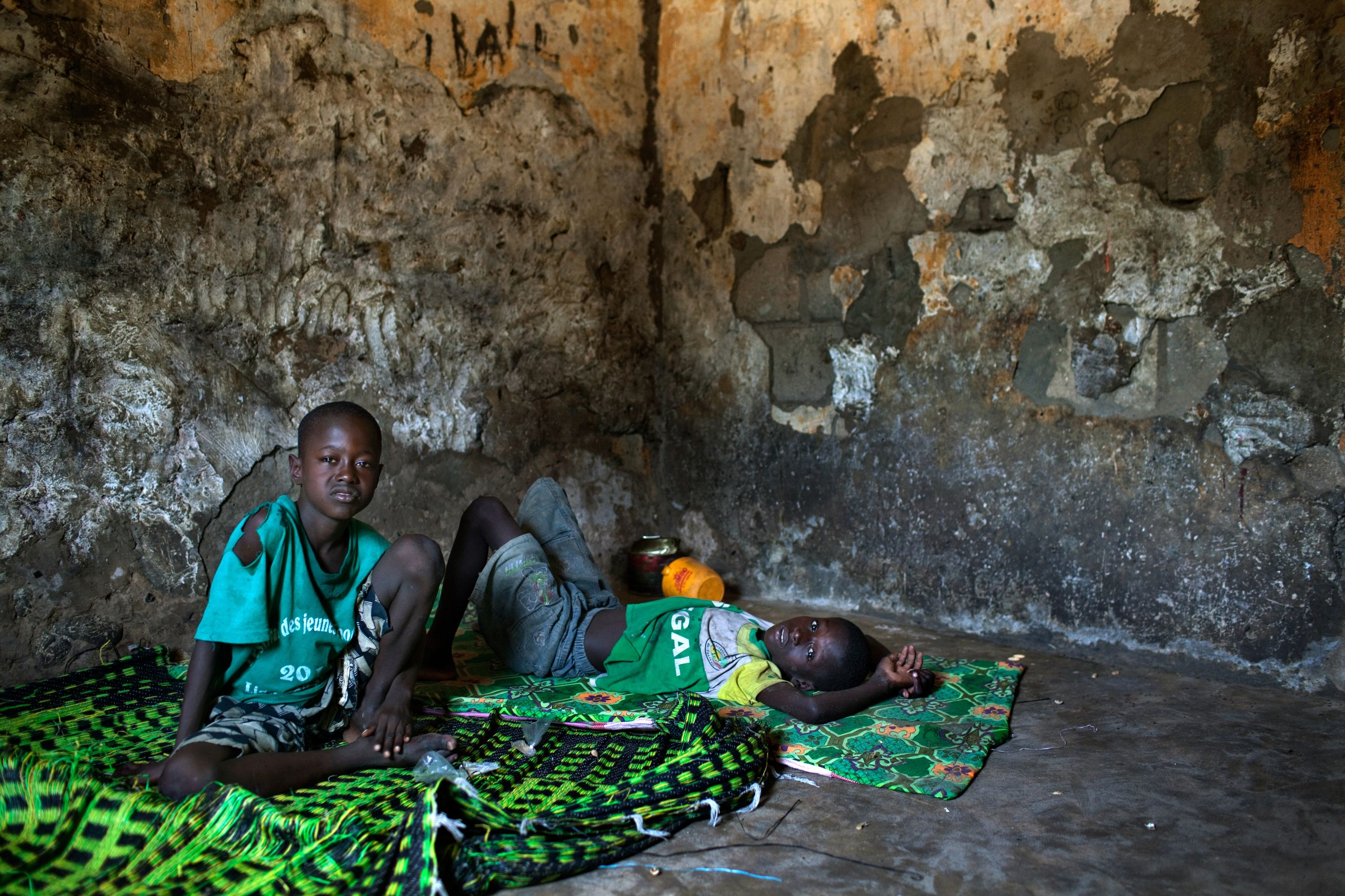 """""""Hundreds of thousands of Senegalese children, mostly from poor rural areas, have been sent by their parents to town, ostensibly for an education. Most often, their parents cannot afford to pay for their food or education. The result is that boys are forced to beg to raise money for their teachers."""" More at https://www.globalfundforchildren.org/route-out-of-begging-for-senegal-children/"""