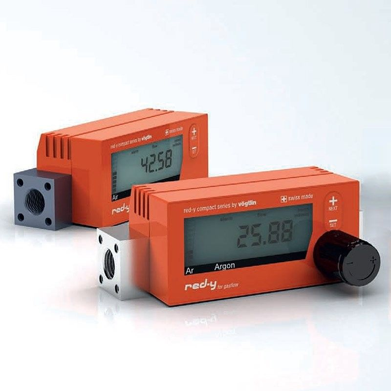 Pin on flow meters