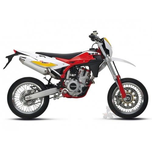 Swm Sm500r Super Moto Road Legal Motorcycle Increadible Performer
