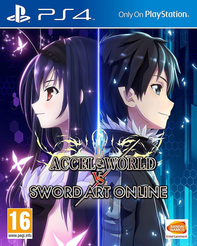 Details about accel world vs sword art online playstation