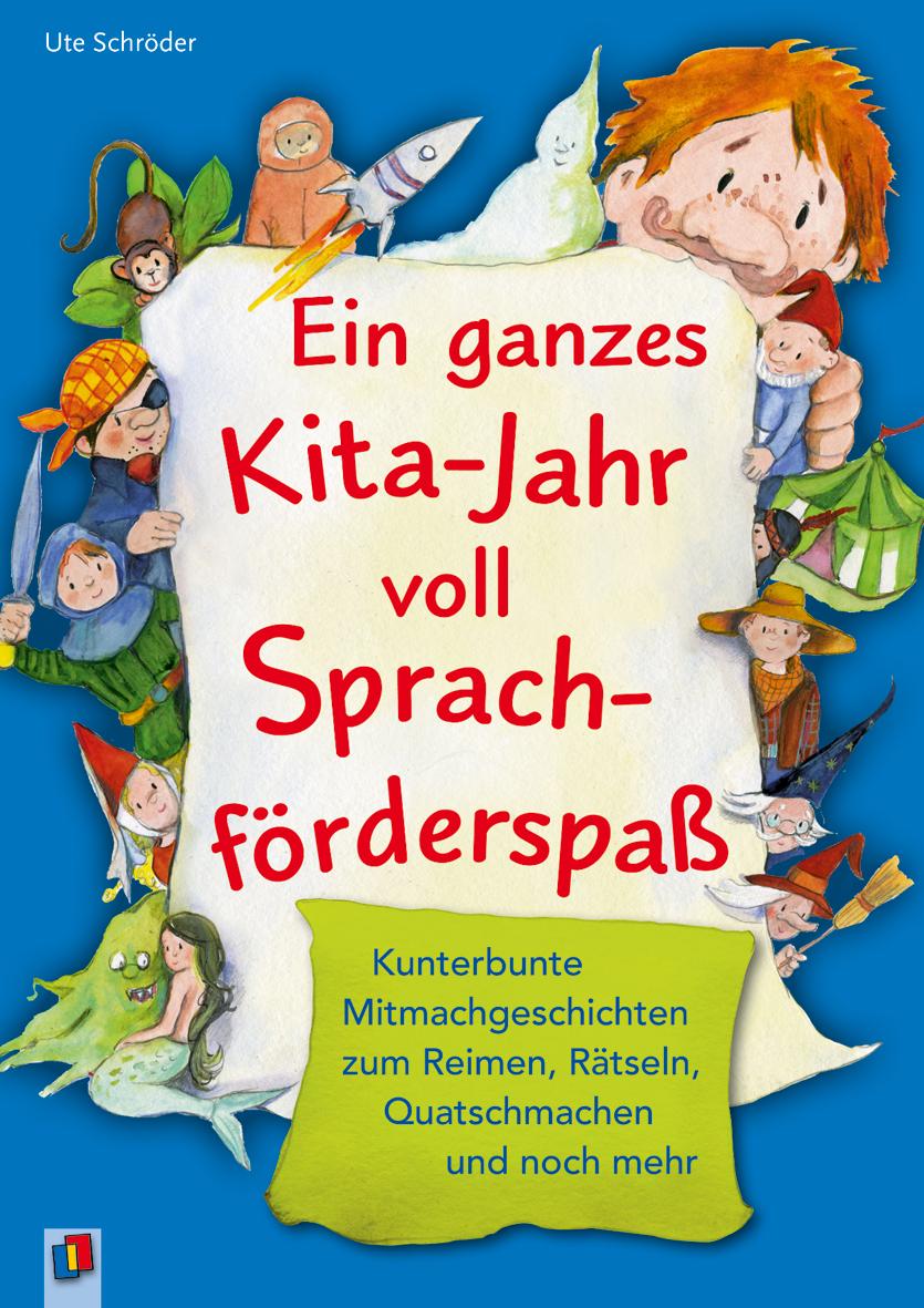 Ein ganzes Kita-Jahr voll Sprachförderspaß   Deutsch ...