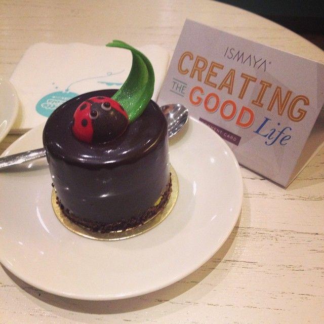 #Cake ☺ ❤ #Foodporn ❤ #Food ❤ #Jakarta ❤ #Indonesia  #Sweet ☺ ♥