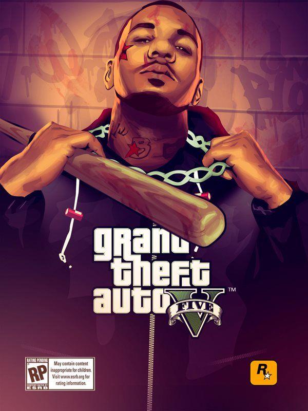 Grnad Theft Auto V Artwork By Street Hustle Gta Grand Theft Auto Artwork Grand Theft Auto Series