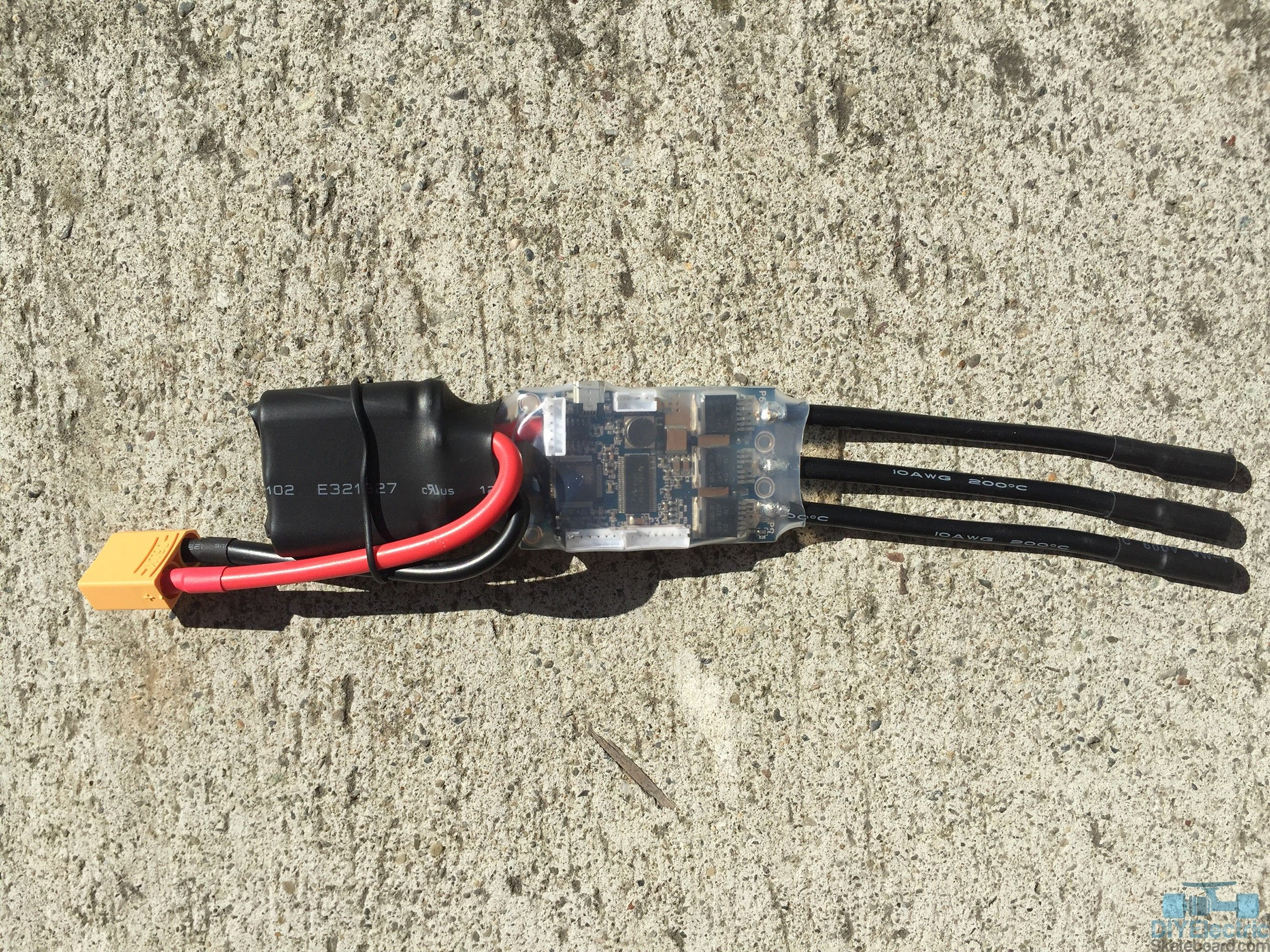TORQUE ESC BLDC Electronic Speed Controller  Electric Vehicle: builds n info  Diy electric