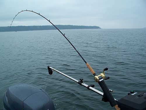 Salmon University - Downrigger Tips by Tom Nelson | Fishing