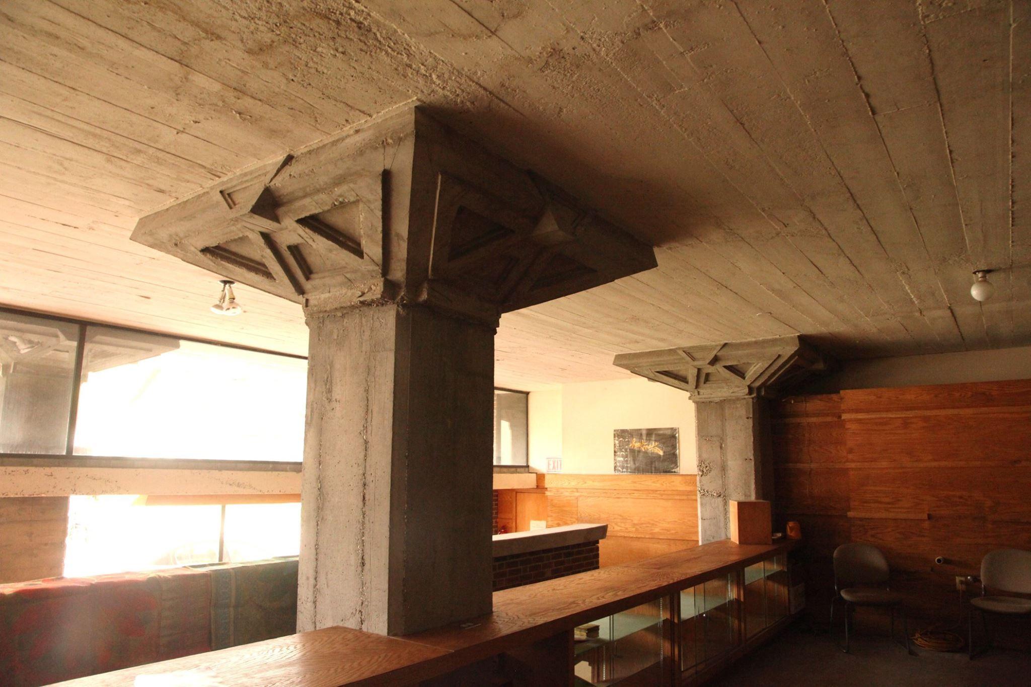 First floor A.D. German Warehouse / 300 South Church