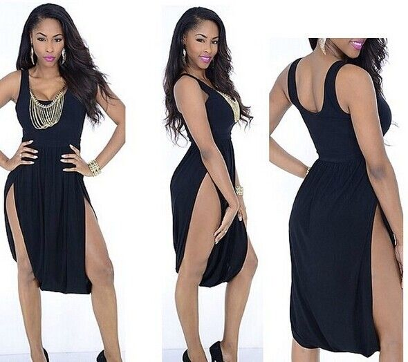 plus size summer fashion sexy women bandage bodycon dress high