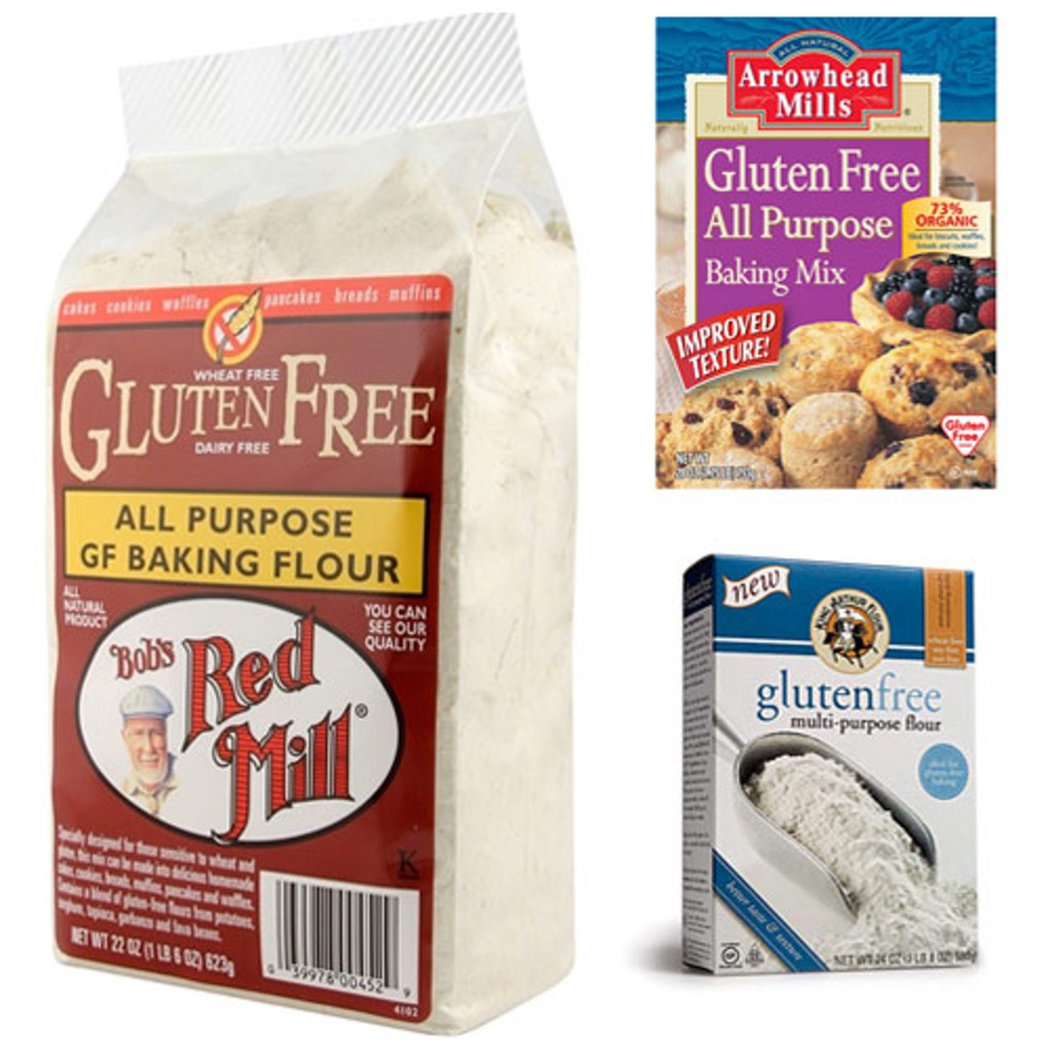 Gluten-Free Flour Substitutes: Which One Is Your Favorite?