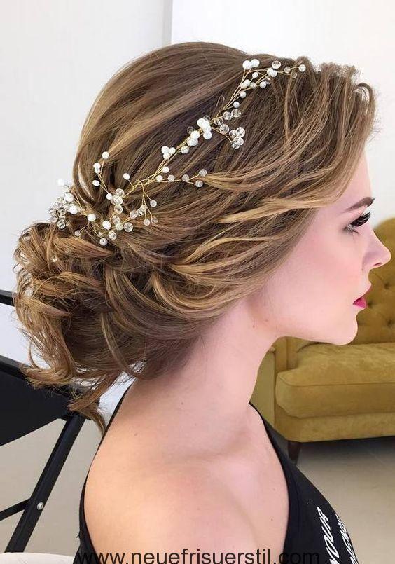 40 Wow Frisur Ideen Fur Frauen Sind Einfach Und Doch Edel Neue Friseur Stil In 2020 Frisur Hochgesteckt Frisur Hochzeit Hochsteckfrisur