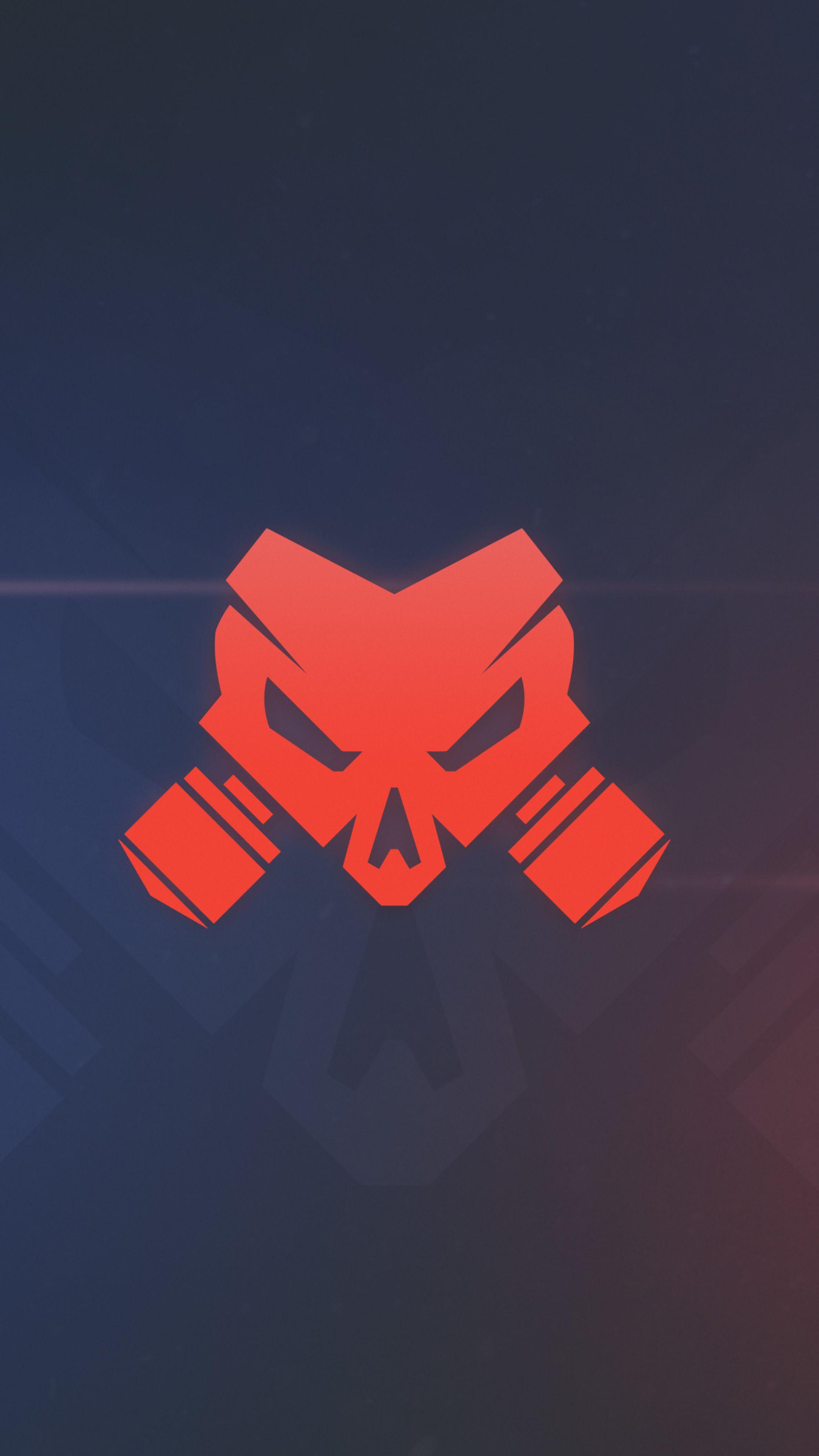 Misc Rainbow Six Siege Operation Chimera Logo Minimalism 4k Wallpapers Hd 4k Background For Android Papeis De Parede De Jogos Arte De Jogos Arte Com Caveira