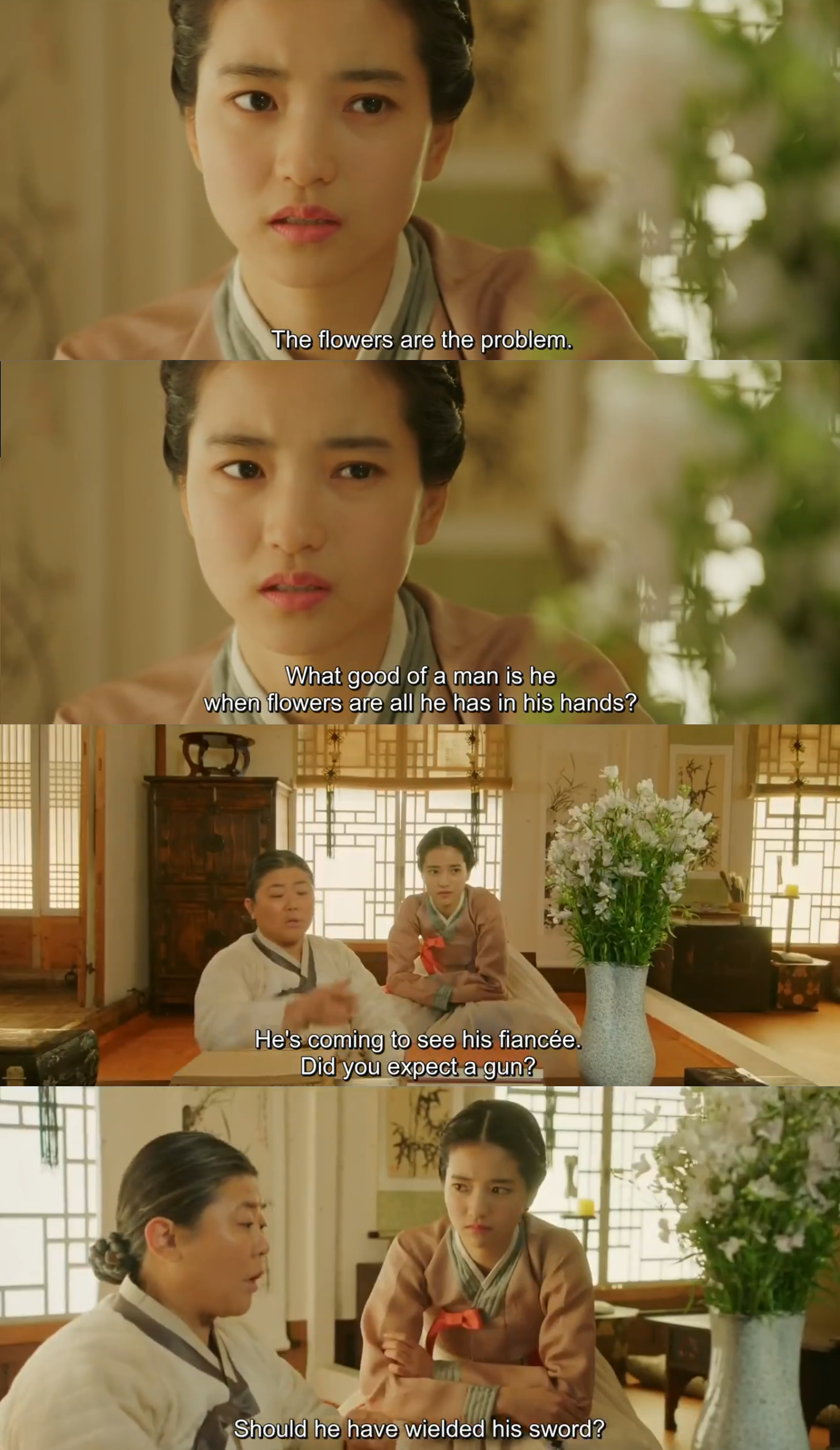 flirting quotes about beauty people korean drama series