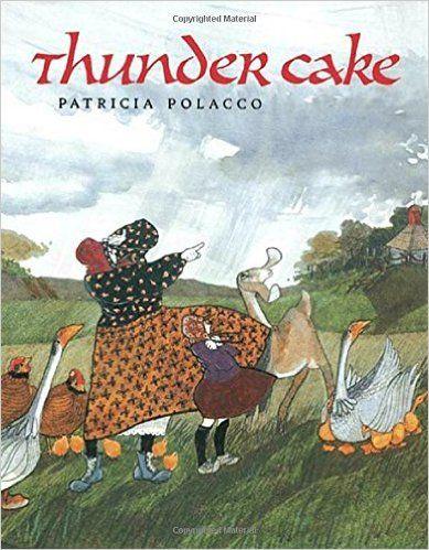 Thunder Cake: Patricia Polacco: 9780698115811: Amazon.com: Books