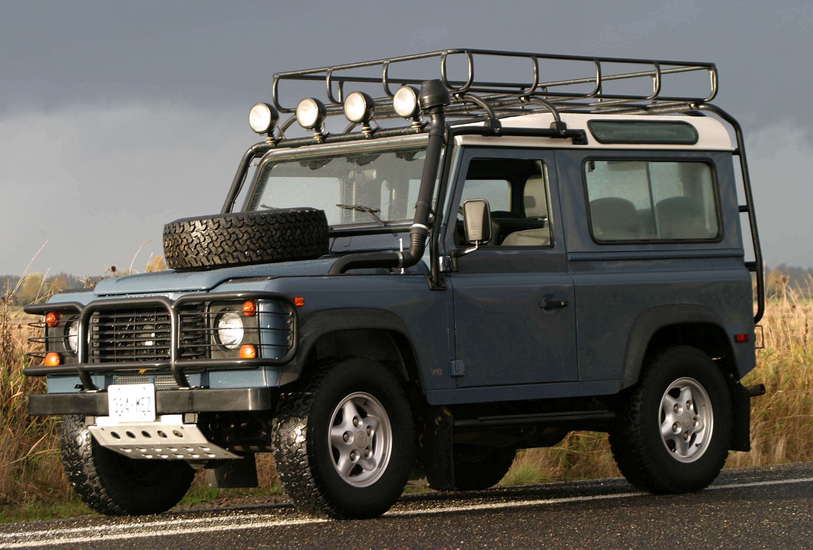 landrover adventure buy defender rover review auto land express dsc