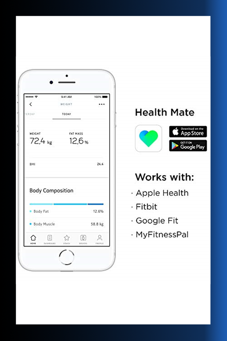 Withings / Nokia Body+ Smart Body Composition WiFi