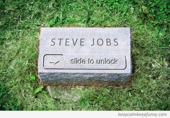 Find A Grave Steve Jobs: Steve Jobs Tombstone