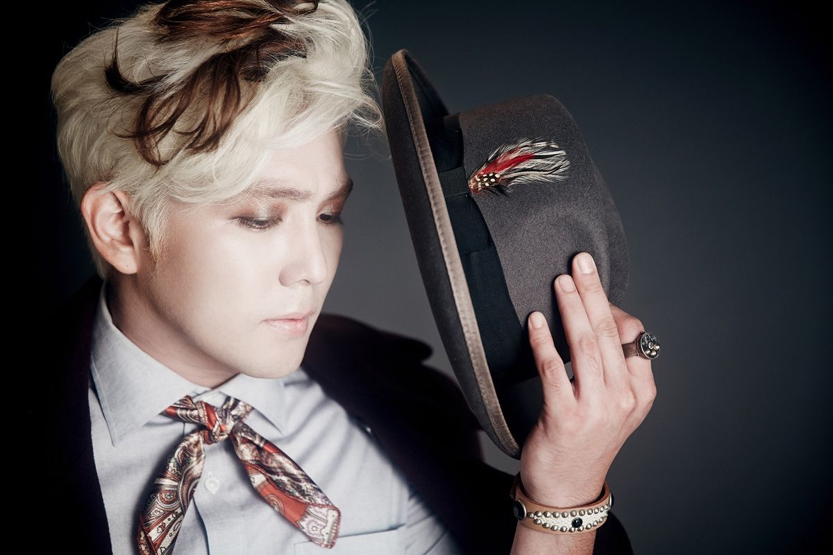 #SuperJunior The 7th Album #MAMACITA photo teaser #Kangin