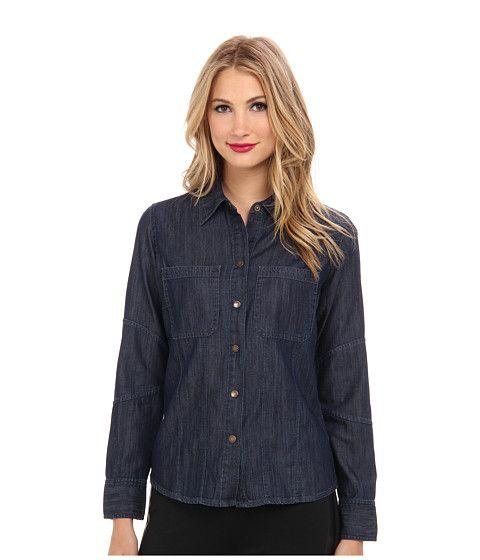DL1961 Jenny Fitted Denim Shirt. #dl1961 #cloth #shirts & tops