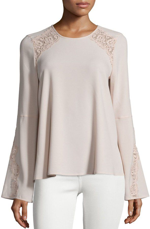 Pin for Later  You ll Be Seeing These Sleeves Everywhere Come Autumn  BCBGMAXAZRIA Chrystie 2d6603d34