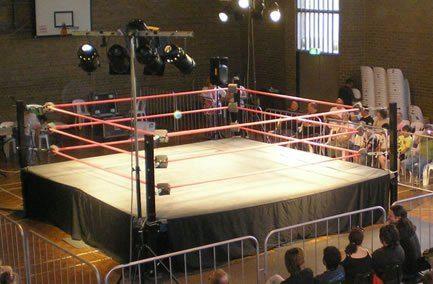 Wrestling Ring Wrestling Ring Pro Wrestling College Wrestling