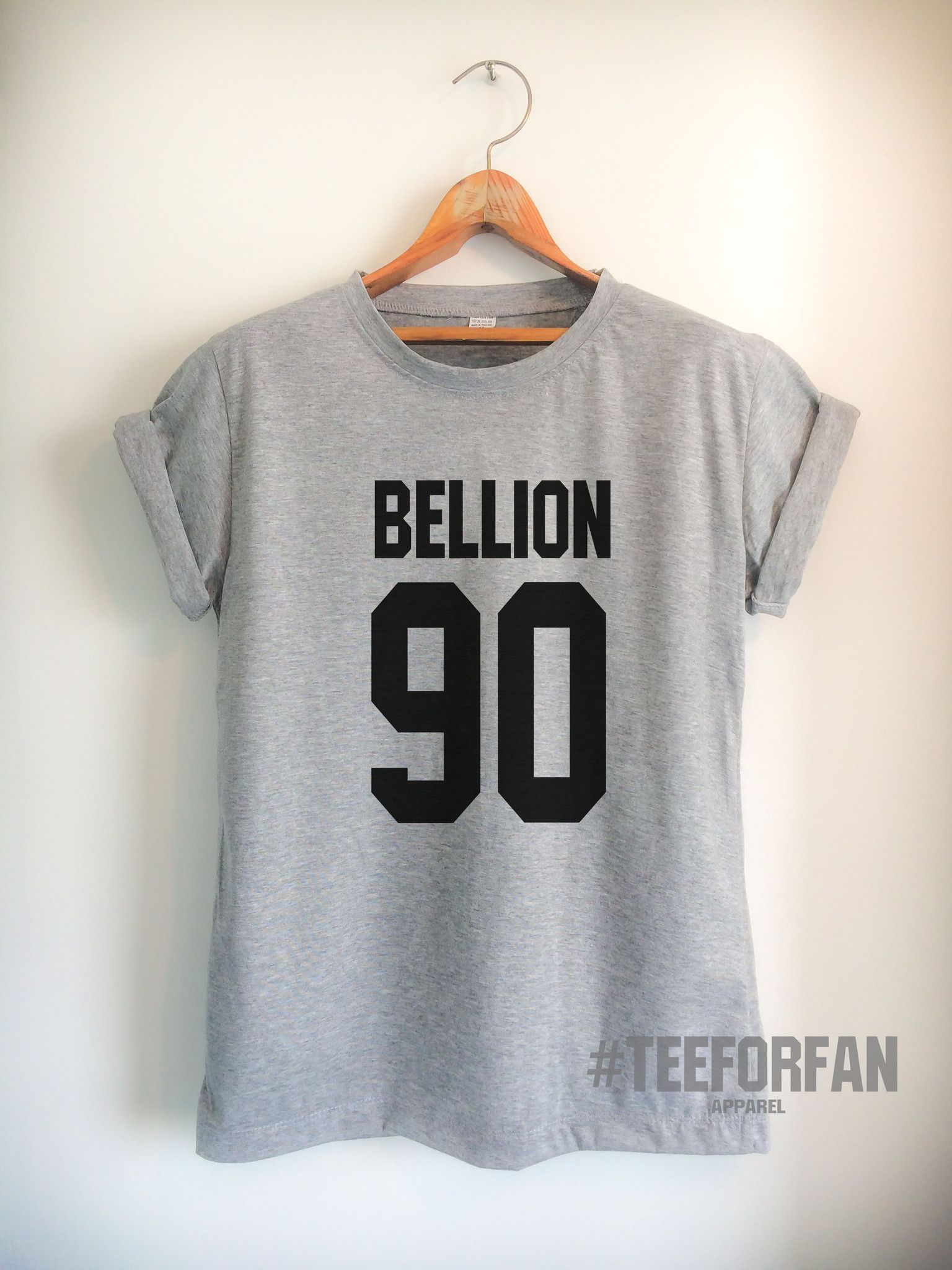 Bellion Shirt Bellion 90 T-Shirt Bellion Merch Clothing Top Tee ...
