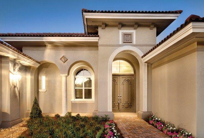Fachadas De Casas Con Arcos Y Columnas Jpg 676 458 Planos De Casas Casa Estilo Casas