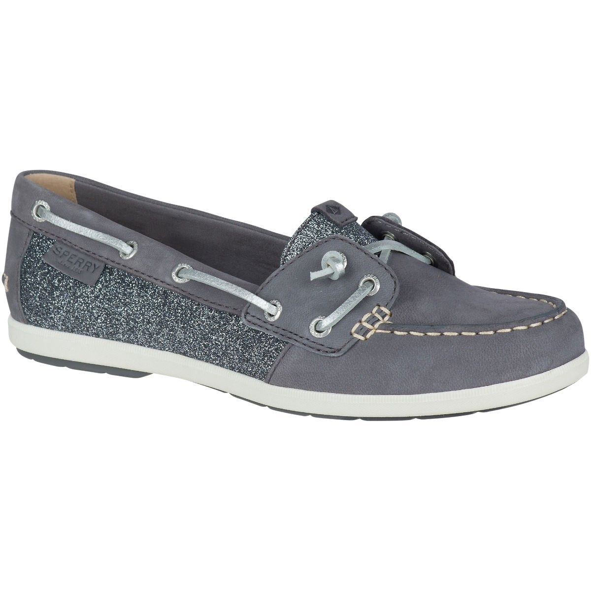 SPERRY Women's Coil Ivy Sparkle Boat