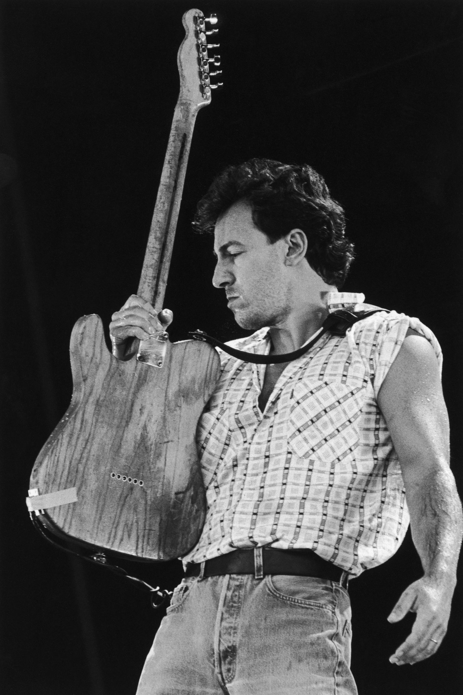 Just 50 Horny Photos of Bruce Springsteen