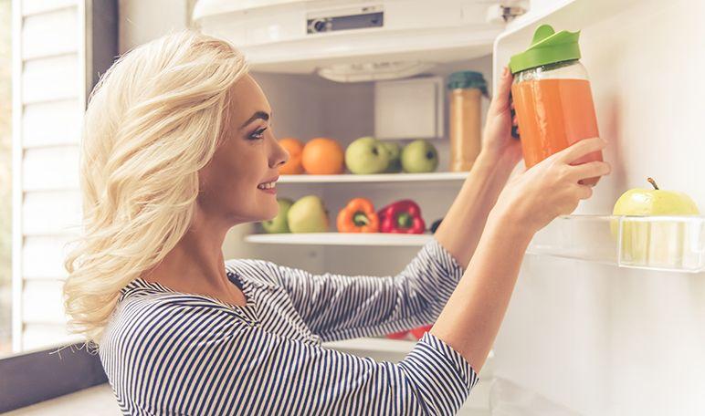 6 consejos para organizar el frigorífico y conservar los alimentos