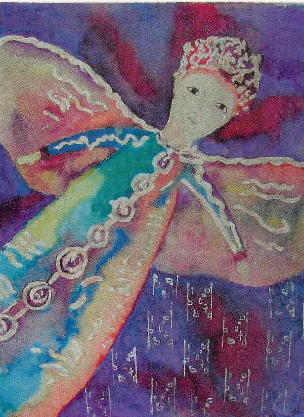 Blue Angel by Marie Lloyd