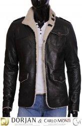 3f53ec25bfde7 Kurtki skórzane   Kurtki skórzane męskie   Leather Jacket, Jackets i ...