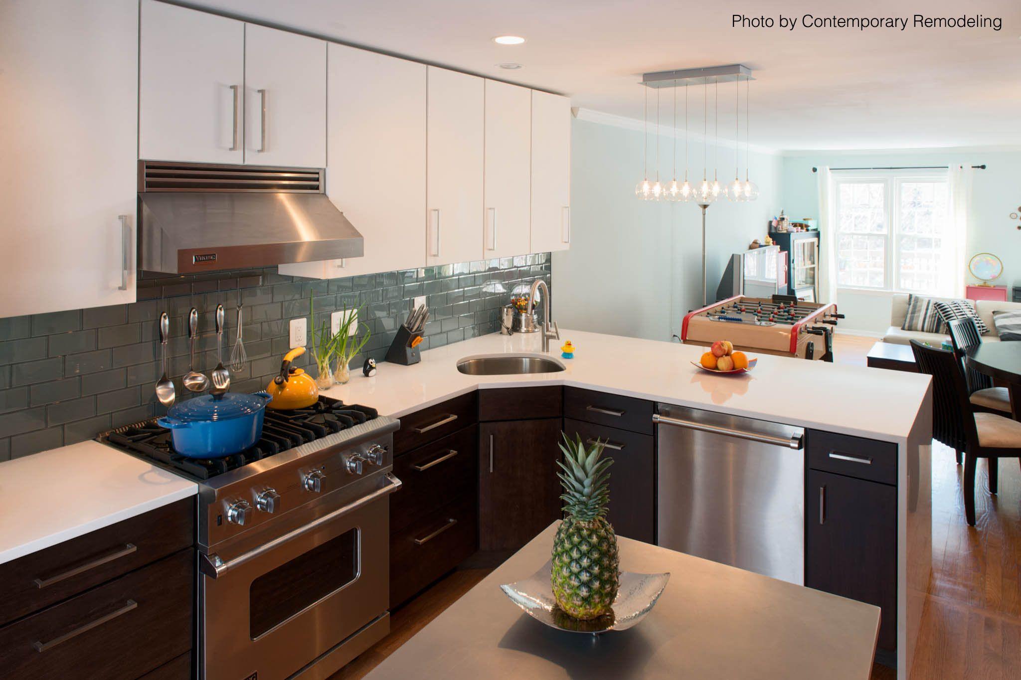 15 Small Kitchen Designs You Should Copy   Kitchen design ...