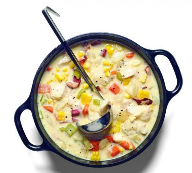 Panfish Chowder  & Other Fish Recipes: 15 Great Ways to Cook What You Catch | Field & Stream