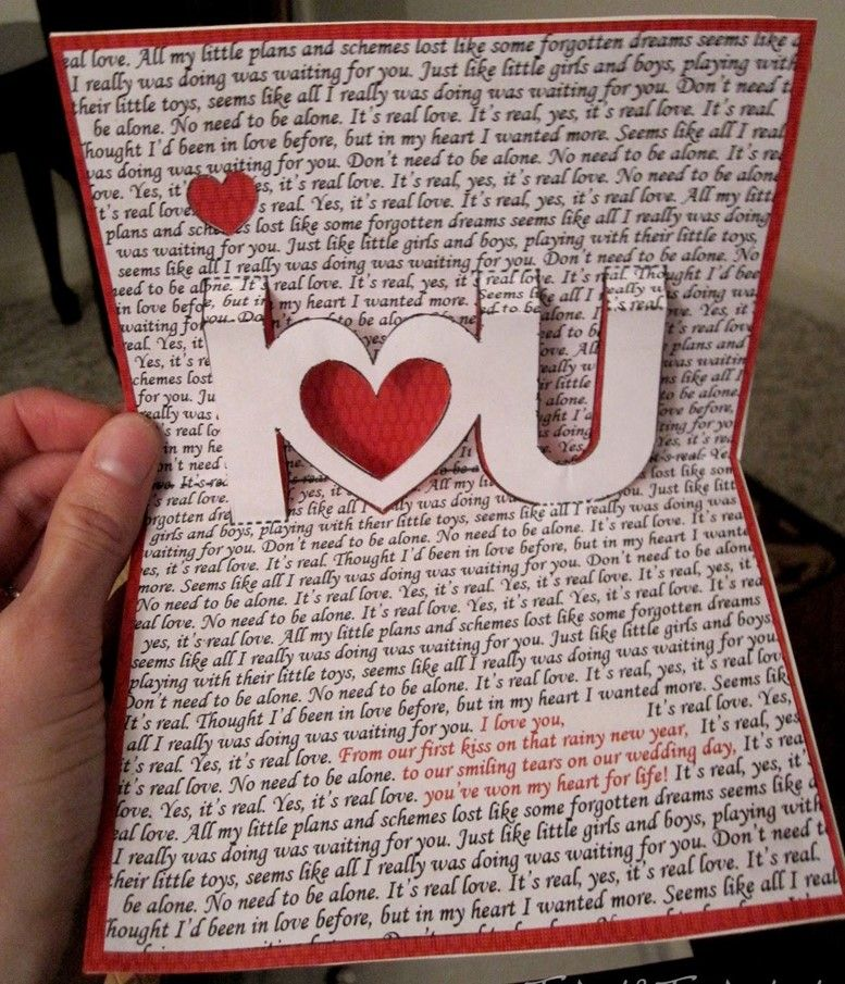 36 Valentine's Day ideas for cards and presents | DIY Valentines ...