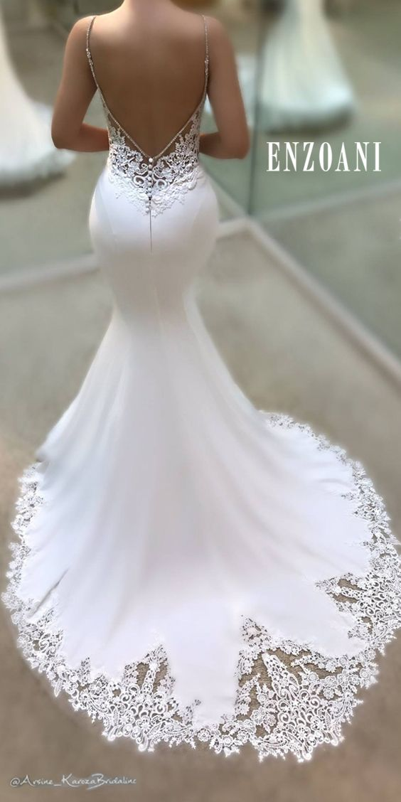 Enzoani | Pinterest | Wedding dress, Wedding and Weddings