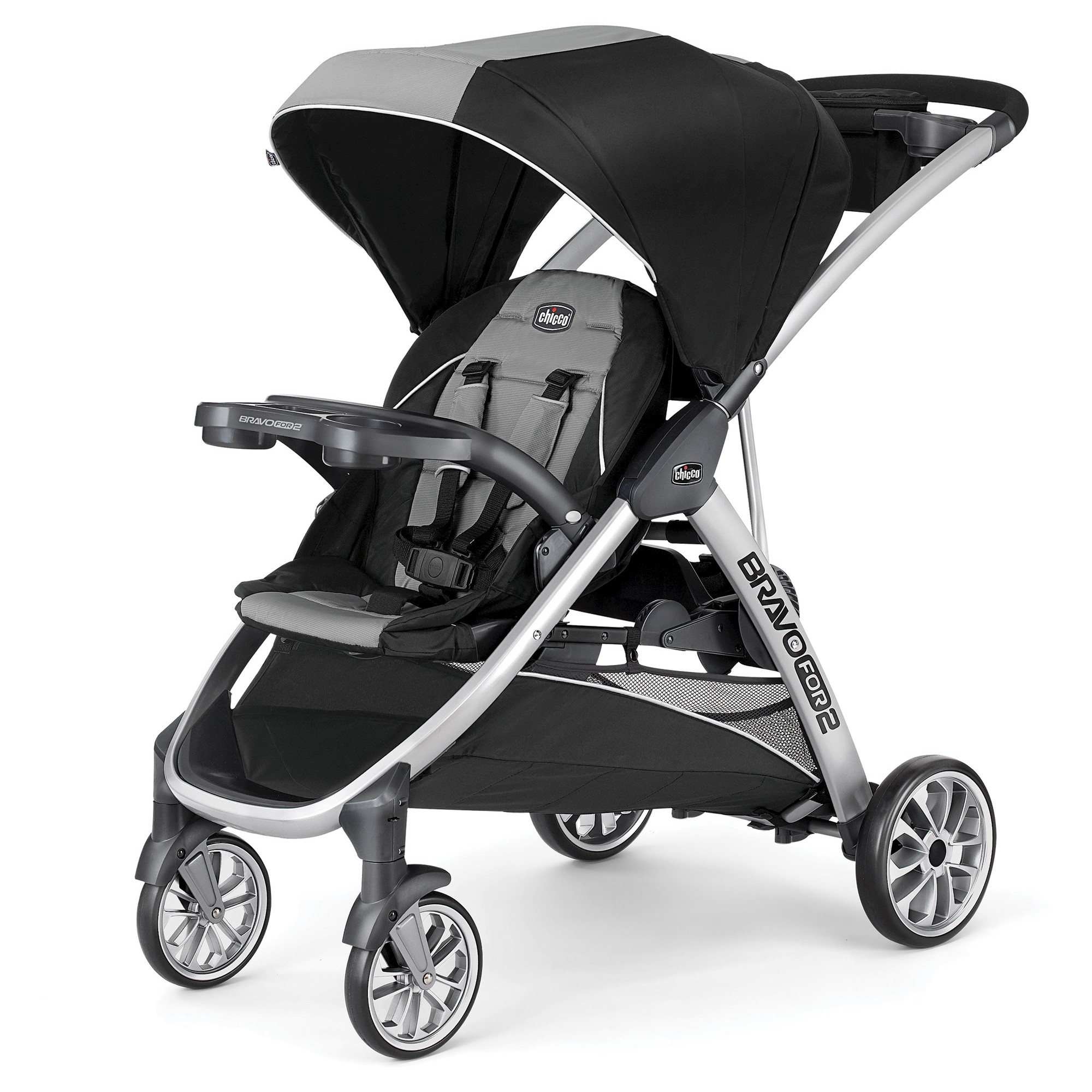 Chicco Double Stroller Used
