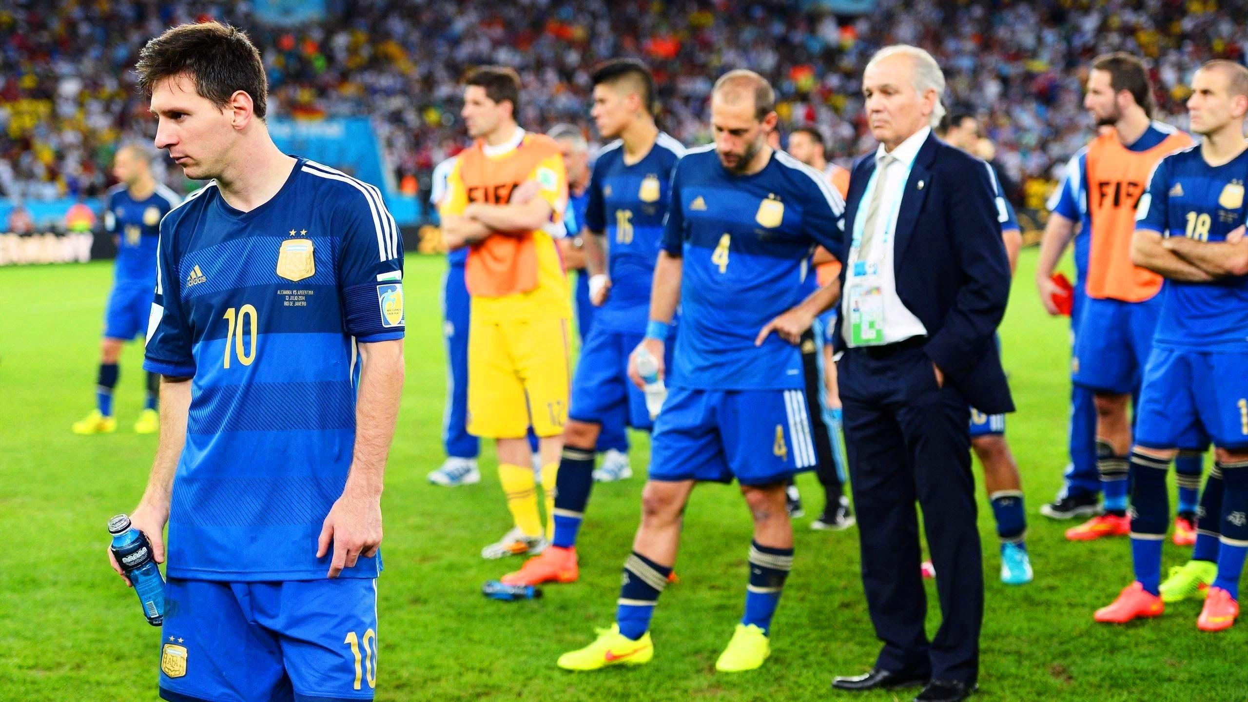 Ray Hudson Hails Messi As The Greatest Exposes Maradona Higuain Argentines Hd