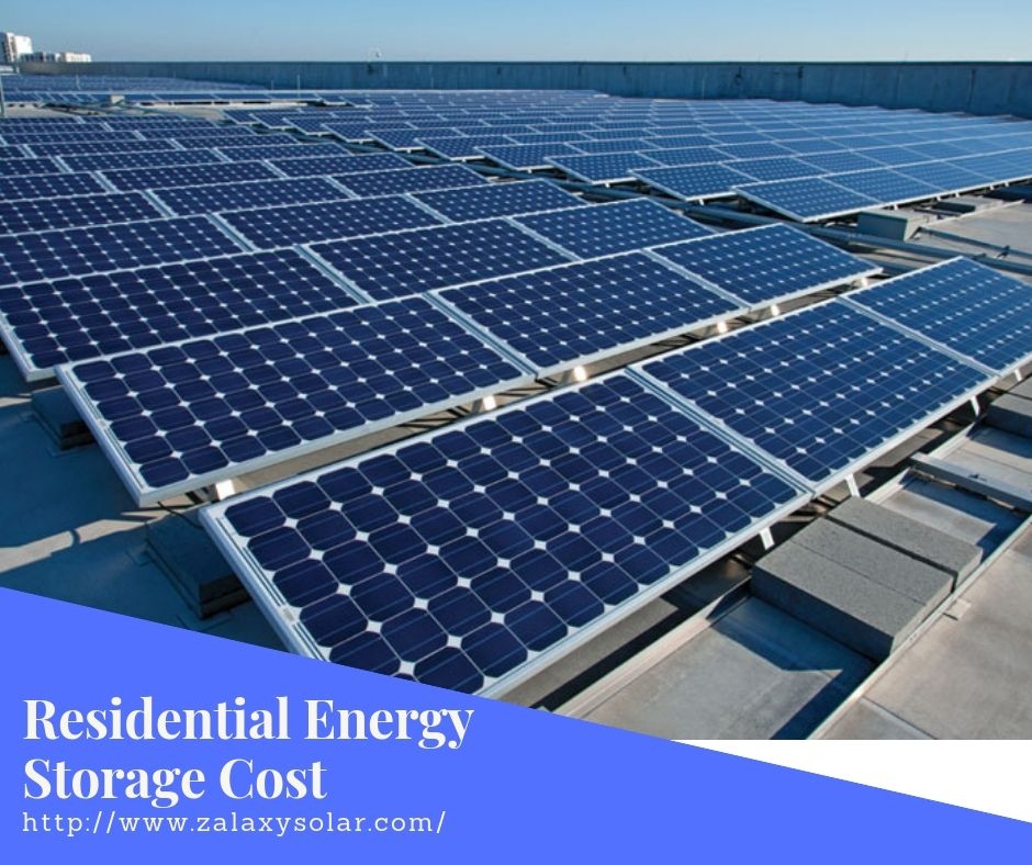 Residential Energy Storage Cost Solar Panels Best Solar Panels Solar Cost