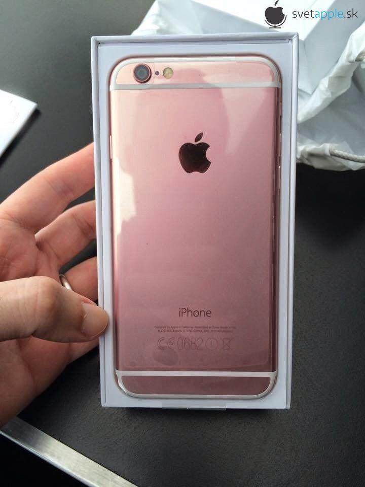 657306debb4 iphone 6s plus rose gold - Buscar con Google   Wish list   Pinterest ...