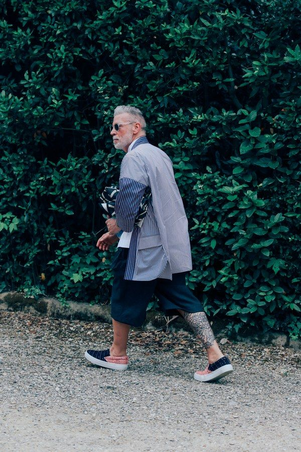 The Best Street Style at Pitti Uomo Cool street fashion