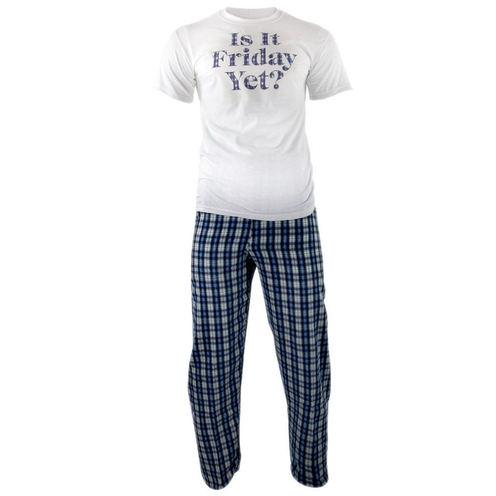 Is It Friday Yet Adult Sleepwear Set