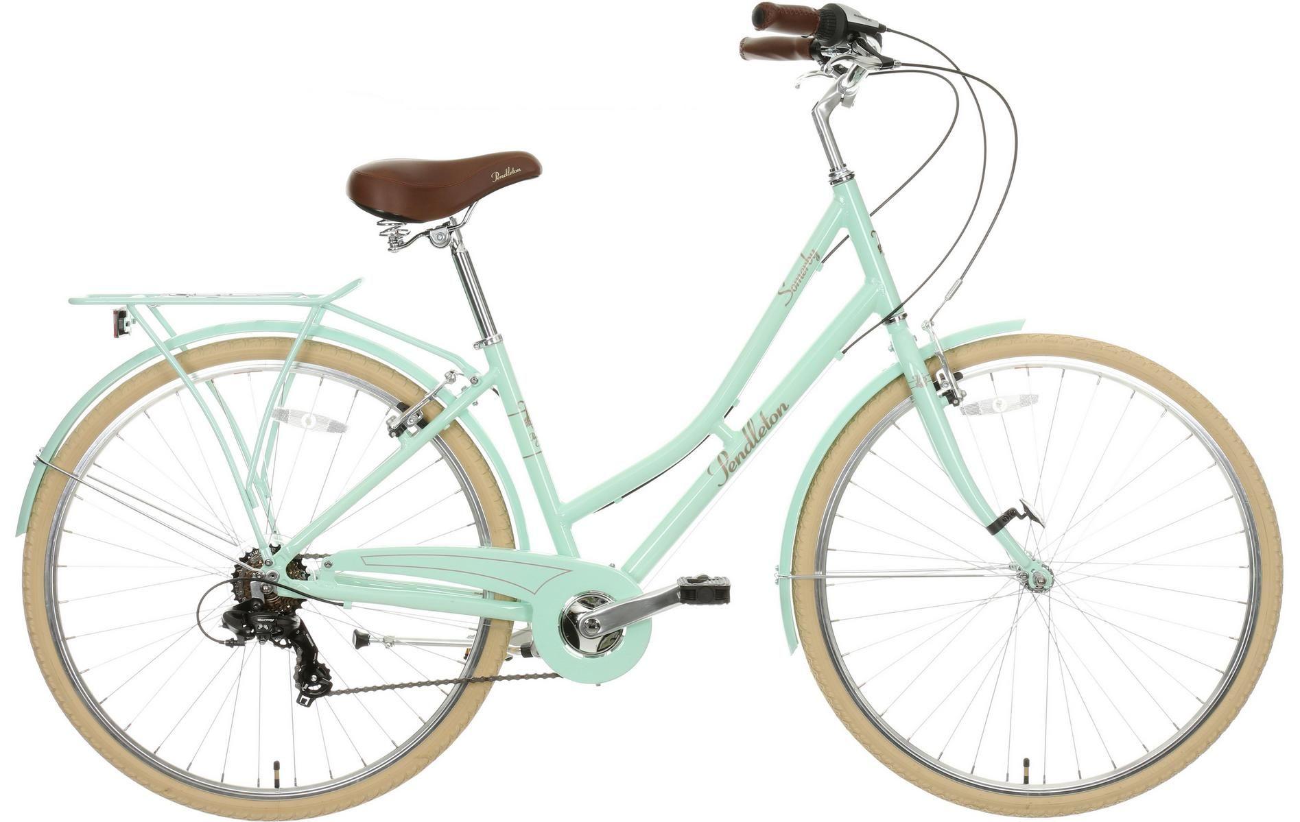 Pendleton Somerby Hybrid Bike Mint 17 19 Frames Hybrid Bike