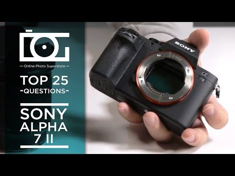 A7m2 Sony Steadyshot settings - switching between Sony and